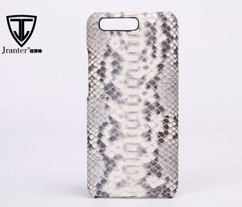 Jranter Genuine Python Skin Luxury Phone Case For HuaWei