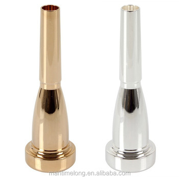 3c/5c/7c Size Trumpet Mouthpiece Silver/gold Colors - Buy Trumpet  Mouthpiece,3c/5c/7c Size Trumpet Mouthpiece,Trumpet Mouthpiece Silver/gold  Product