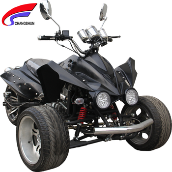 Racing atv 250cc, EEC Approved, manual clutch, 4 gears with one reverse ATV