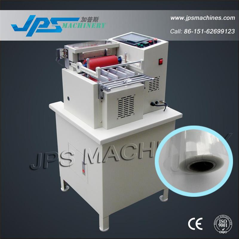 JPS-160 Automatic PET Film and Mylar Cutter With PLC Control