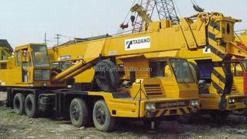 Japan Tadano Used Truck Crane 35ton/used Tadano Crane 35ton ...