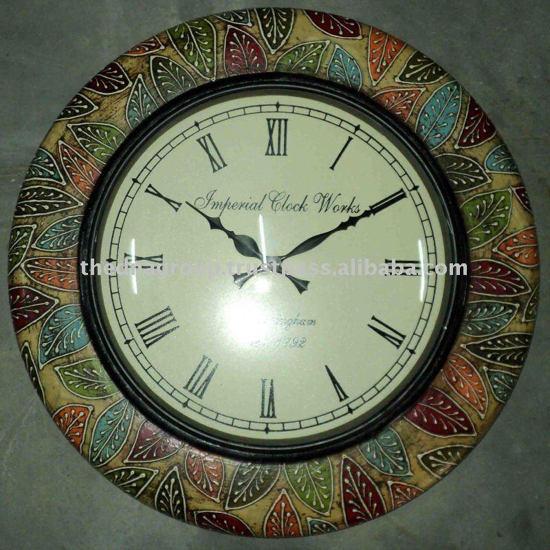 Descuento relojes de pared antiguos modernos
