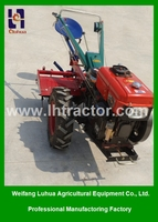 Agricultural tractors of 10HP Power Tiller 2 wheel Walking tractor with good price