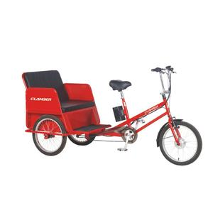 TC8001E 6 speeds electric bicycle rickshaw