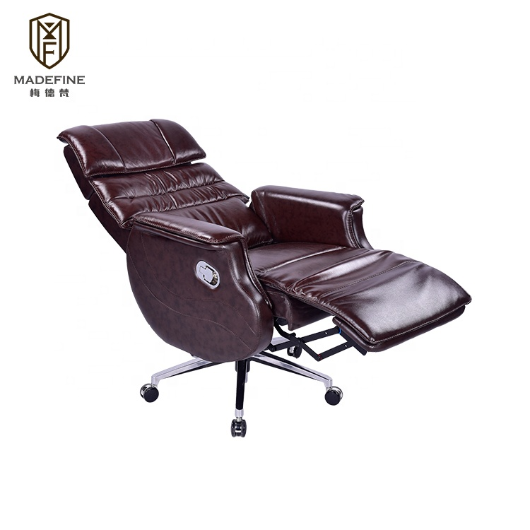 Admirable Modern Style Cheap Commercial Funiture High Back Swivel Office Chair Boss Recliner Chair Electric Brown Leather Recliner Chairs Buy Electric Leather Onthecornerstone Fun Painted Chair Ideas Images Onthecornerstoneorg