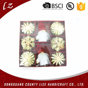 Good quality sell well korean christmas decorations