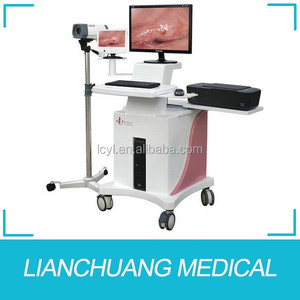 CE ISO hd vagina colposcope LC-9100C from xuzhou lianchuang medical