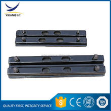 chain type rubber track pads for excavator