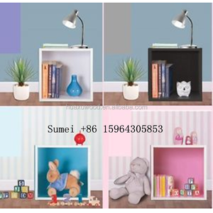 HX-SM 160330 wood wall shelf, Storage Display Unit Cubes Book Shelves Kids Bedroom
