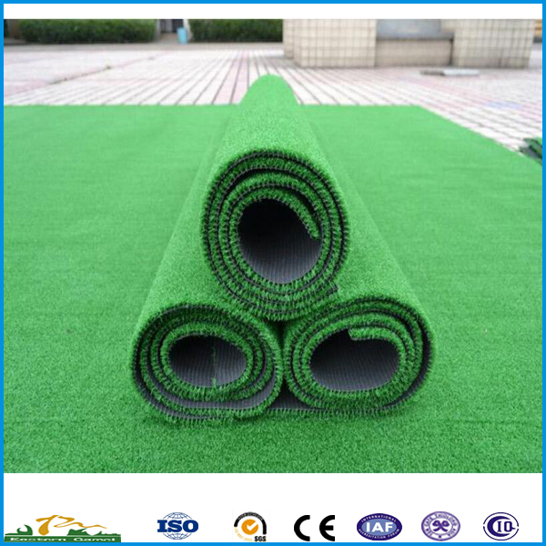 High quality Updated golf grass carpets latex for golf course