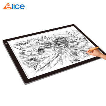 UK Buy A2 Adjustable LED Drawing Tracer Stencil Board Light box Graphic Art Craft Sketch Architecture Tattoo Tracing Light Pad