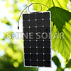 100W 12V Flexible Photovoltaic Solar Pannel sun power solar cells