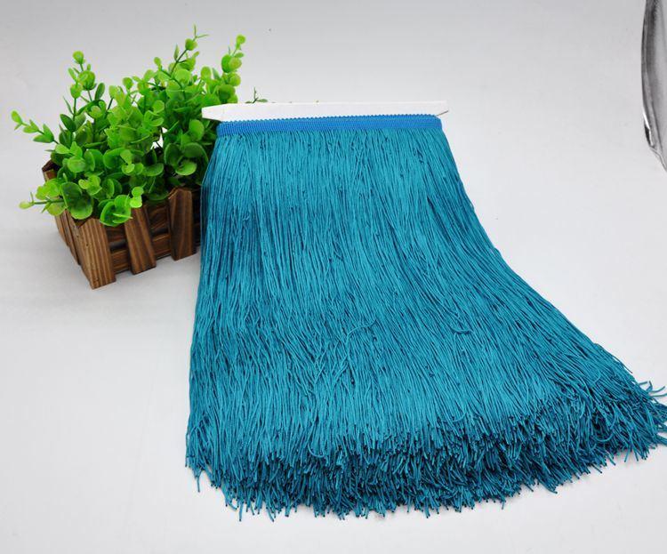 Hot Sell 30CM More Colors Polyester Fringe Trim for Dresses