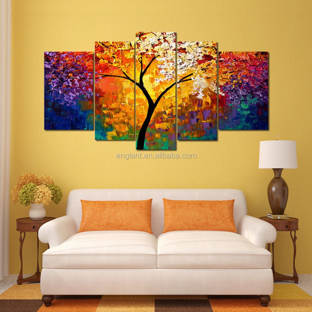 Abstract Wall Art Canvas Oil Painting Buy Canvas Oil