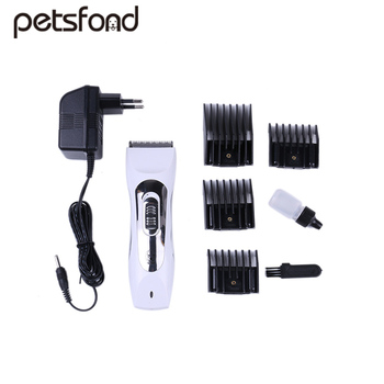 Rechargeable animal hair clipper