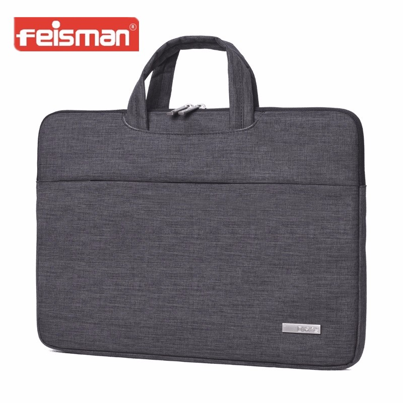 1d67d90fba5 maletines de portatiles Feisman clásico 15.6