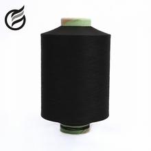newest design famous brand china manufacturer fabric polyester high tenacity yarn