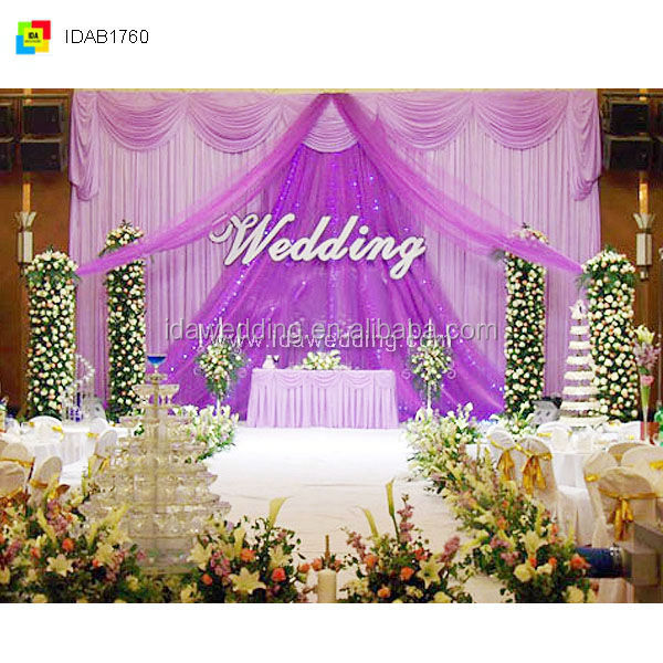 Wedding Background Decoration Suppliers And Manufacturers At Alibaba