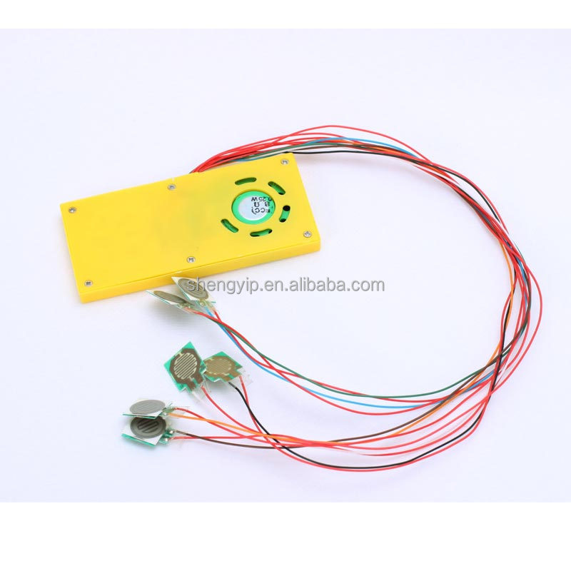 Wholesale recordable IC sound chip for sound book,sound module for kids toys