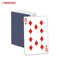 Custom PVC 100% Plastic Durable Waterproof RFID Playing Cards