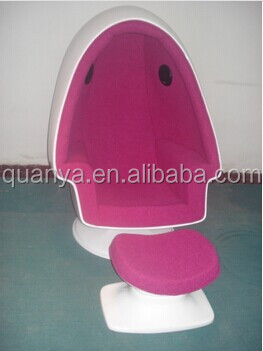 Lee West Lounge Chair Mod Pod Stereo Alpha Egg Chair With Speaker