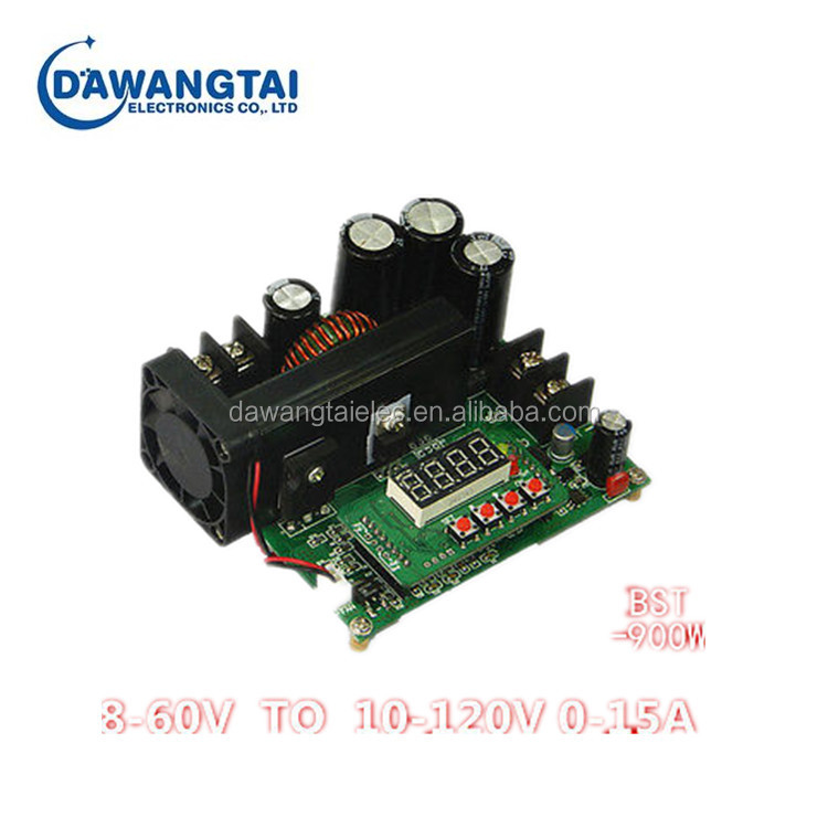High Precise LED Control Boost Converter B900W DIY Voltage Transformer Module Regulator