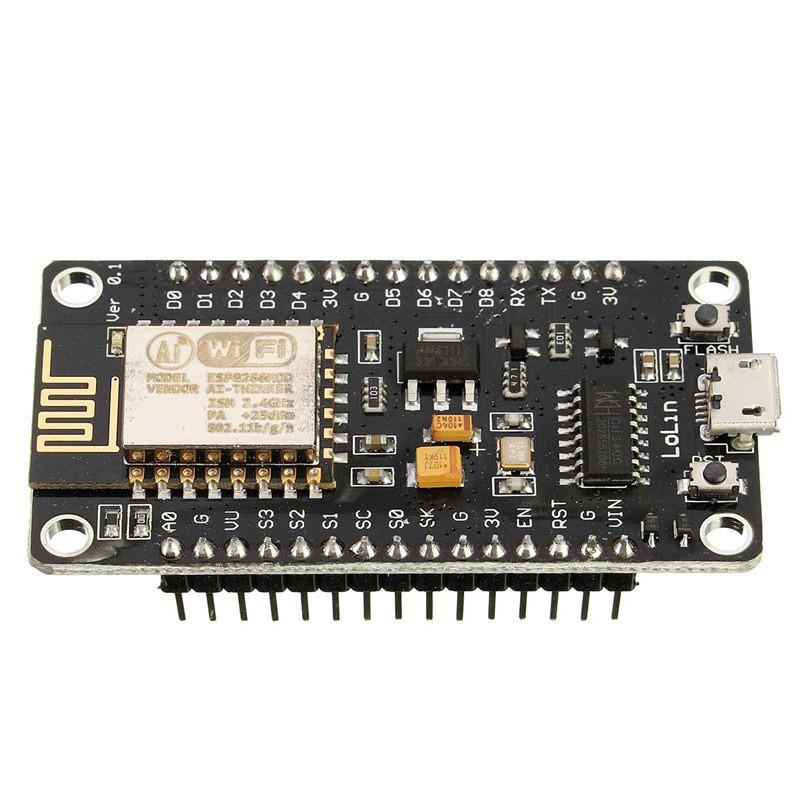 ESP8266 ESP-12E CH340 WIFI Network Developments Boards Module For NodeMcu Lua