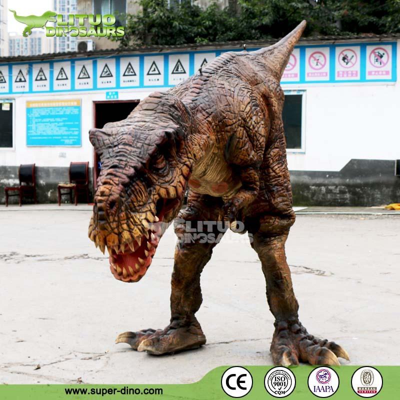roboter dinosaurier