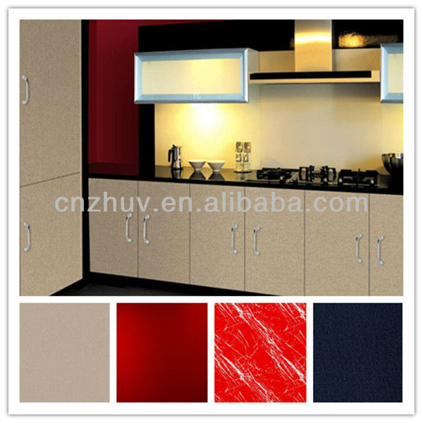 Muebles de cocinas modernas beautiful repostero melanina for Muebles en ele modernos