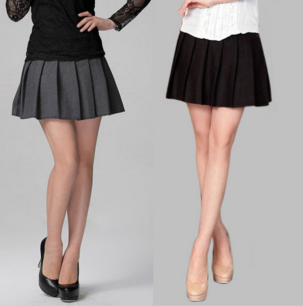 Shop the Faux-Leather Pleated Mini Skirt at russia-youtube.tk and see the entire selection of Women's Skirts. Free Shipping Available.