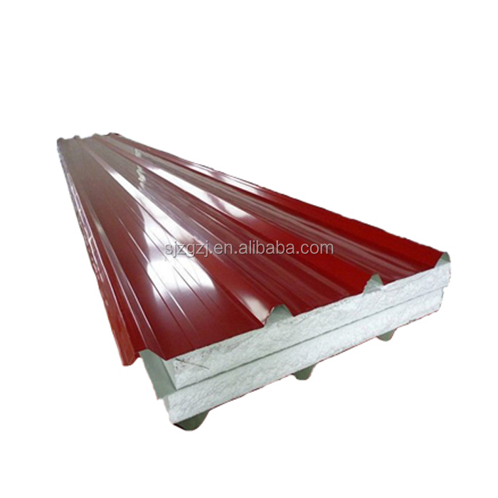 High Quality Heat Insulation Movable House Roof Sandwich Panels