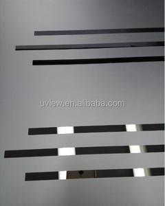 Escalator decorative metal formed stainless steel sheet