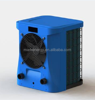 Markenergy Plastic Portable Air Source Swimming Pool Heat Pump Pool Heater Portable Unit High