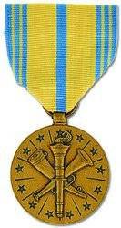 US Air Force Armed Forces Reserve Medal - Full Size