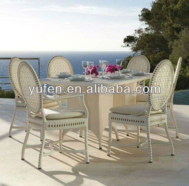 rattan tavoli e sedie per ristoranti usati-Tavoli allaperto-Id ...