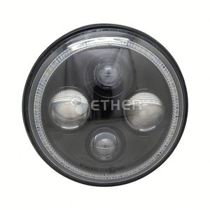 alibaba china ECE R112 /RoHS /CE car 7 inch led headlamp for cart