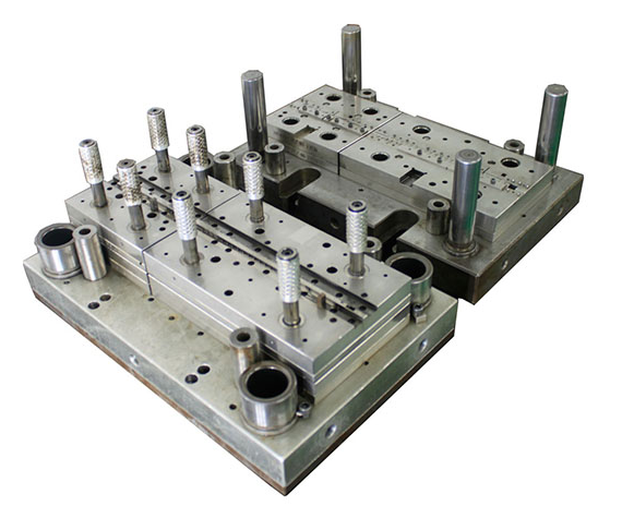 Thin Turret Louver Forming Tools Cnc Punching Mold In Sheet Metal Fabrication
