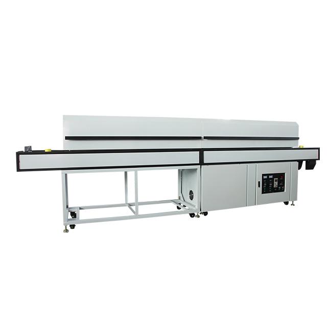 D2500 screen printing machine uv/ir dryer