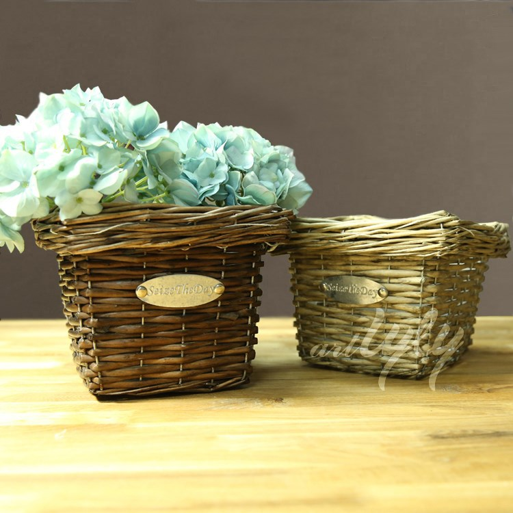 factory supply wicker garden plants for sale