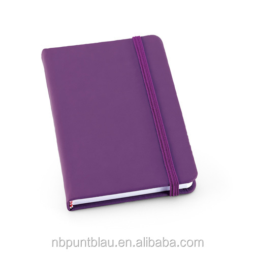 A5 Notebook with hard cover