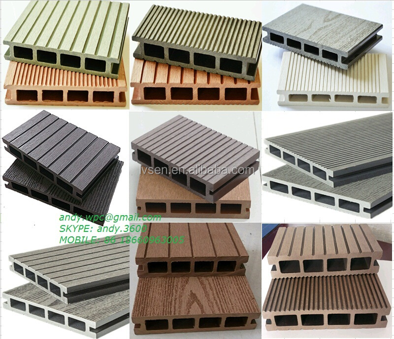 INTERLOCK WPC DIY DECKING ,SKIDPROOF COMPOSITE DECKING FLOORING