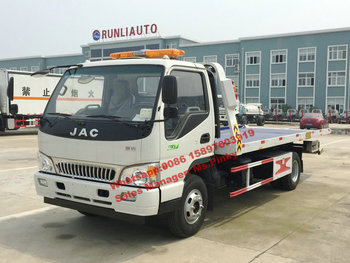 jac 2tons 3tons cheap tow truck for sale wrecker truck with platform buy cheap tow truck for. Black Bedroom Furniture Sets. Home Design Ideas