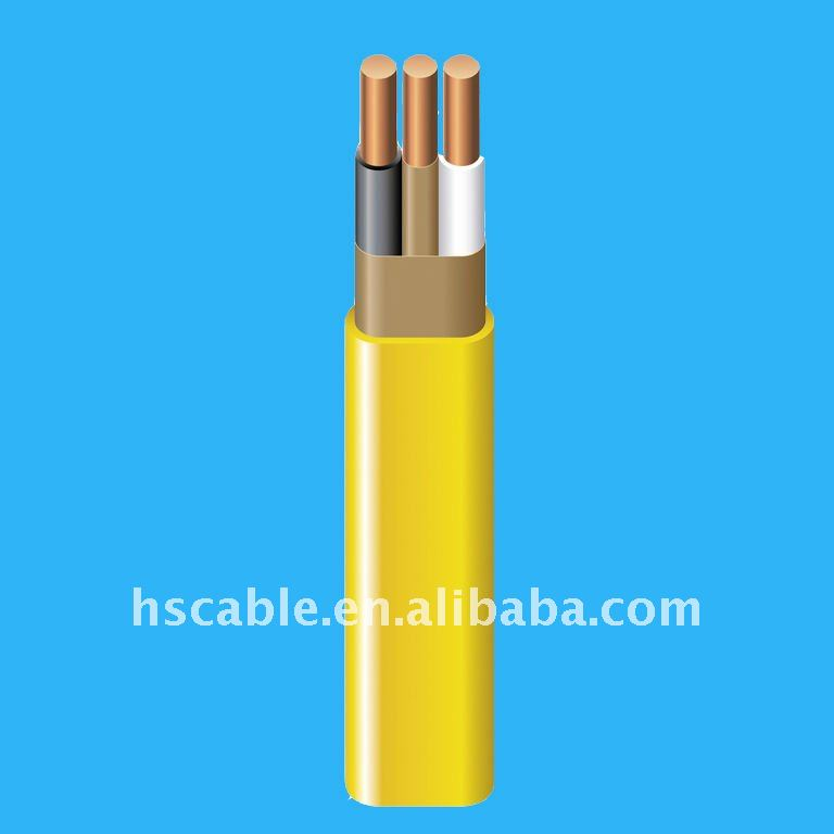 Nm-b Nonmetallic-sheathed Cable - Buy Nonmetallic-sheathed Cable,Nm ...
