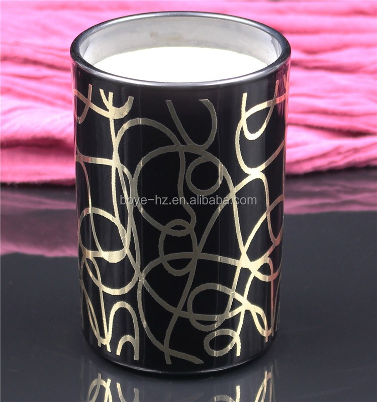 wholesale unique private lable scented candle