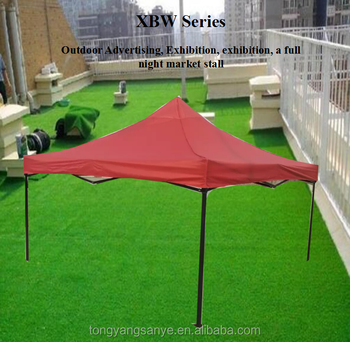 3x3m High quality foldable pop up roof tents for events outdoor