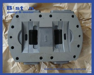Rexroth A8VO200 hydraulic piston pump back cover repair Rexroth A8VO200 hydraulic pump parts
