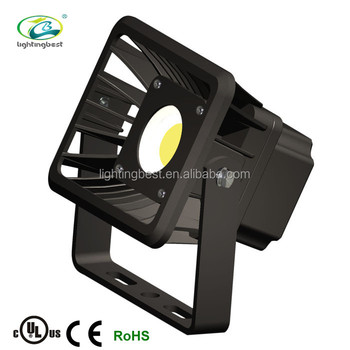 Good factory 120lm/w led outdoor lighting fixture 10W flood led light