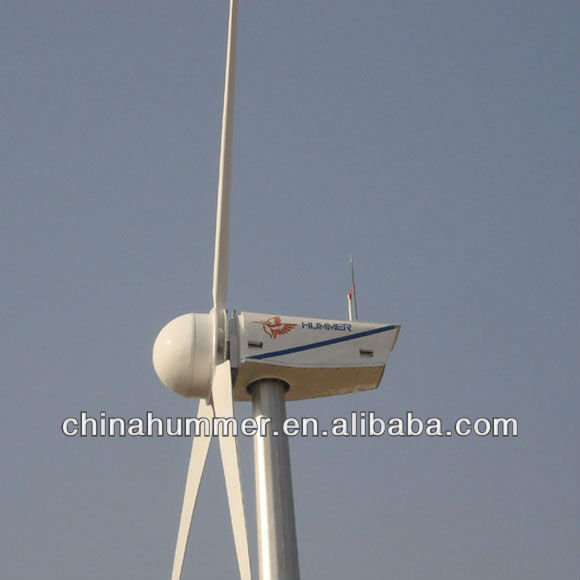 coil winding wind electric generator/electro wind generator 50kw