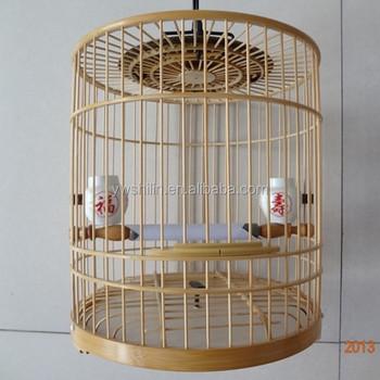 Bamboo Bird Cage Manufacturers / Bamboo Wood Bird Cage / Bamboo Bird Cages  For Sale / Decorative Bamboo Bird Cage - Buy Decorative Wooden Bird
