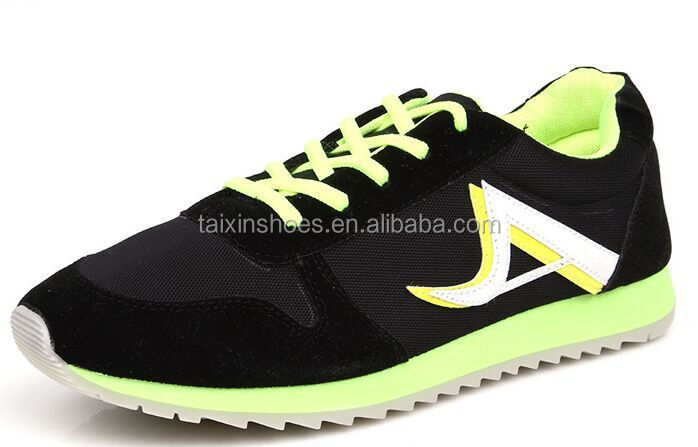 2015 Man Pvc Injection Running Shoes